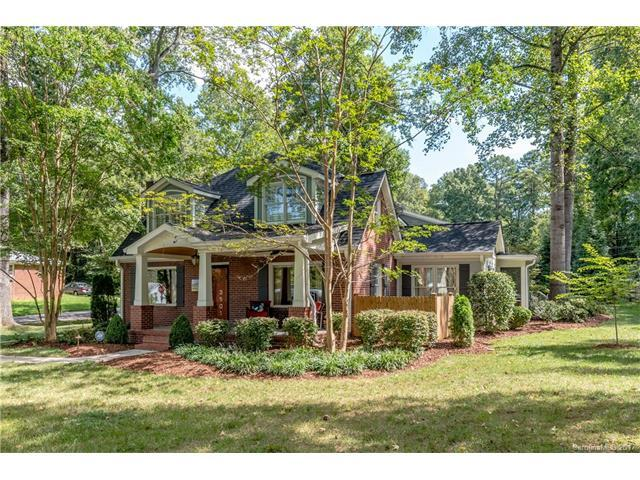 3501 Commonwealth Avenue, Charlotte, NC 28205 (#3314898) :: The Temple Team