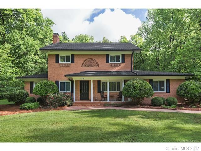 316 Meadowbrook Road, Charlotte, NC 28211 (#3314938) :: The Temple Team