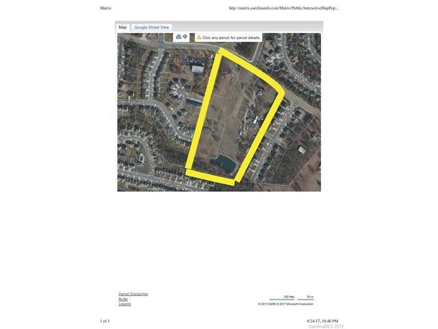 3521 Ridge Road, Charlotte, NC 28269 (#3315328) :: Charlotte's Finest Properties