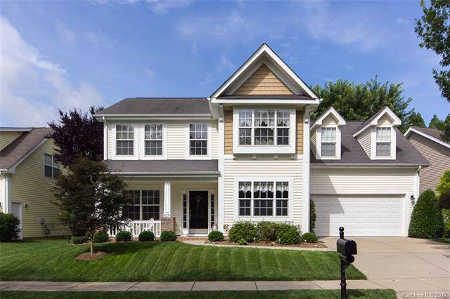 6234 Colonial Garden Drive, Huntersville, NC 28078 (#3315347) :: Carlyle Properties