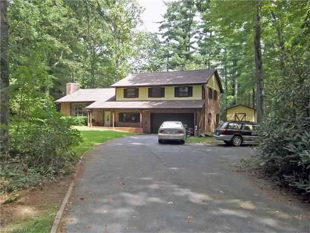 306 Baystone Drive, Hendersonville, NC 28791 (#3315496) :: LePage Johnson Realty Group, LLC