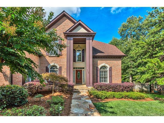 3208 Rhett Butler Place, Charlotte, NC 28270 (#3315584) :: Pridemore Properties