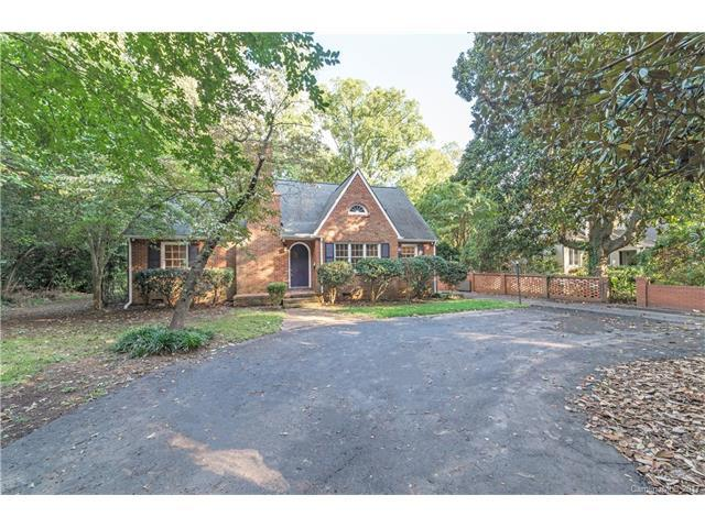 1919 Sharon Lane, Charlotte, NC 28211 (#3316614) :: Pridemore Properties