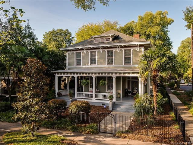 500 E Kingston Avenue, Charlotte, NC 28203 (#3316702) :: Premier Sotheby's International Realty