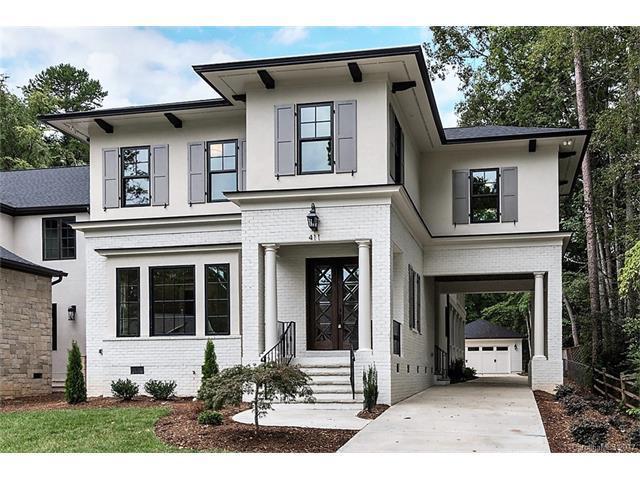 411 Wonderwood Drive, Charlotte, NC 28211 (#3316726) :: The Temple Team