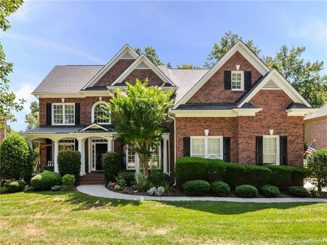 3809 Fawn Hill Road, Matthews, NC 28105 (#3316798) :: The Andy Bovender Team