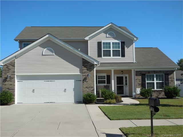 5367 Hackberry Lane, Concord, NC 28027 (#3317075) :: Exit Mountain Realty
