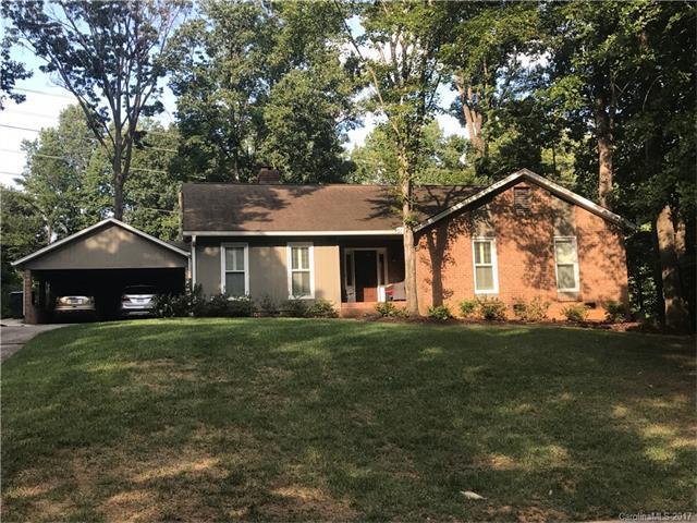 7025 Pleasant Drive, Charlotte, NC 28211 (#3317836) :: Pridemore Properties