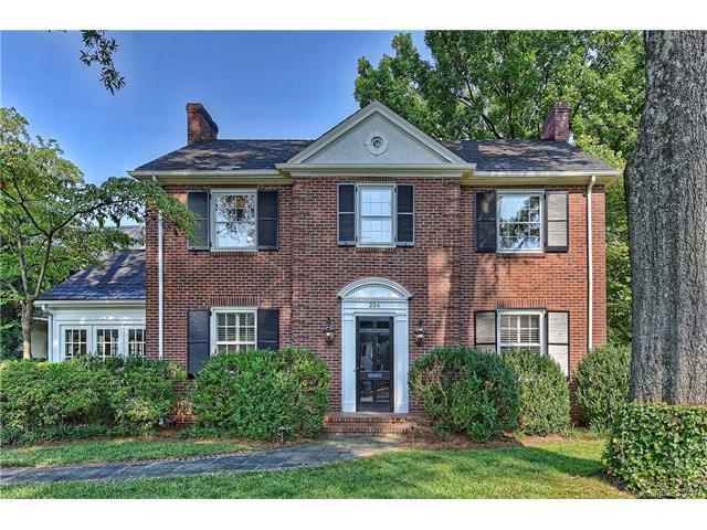 234 Fenton Place, Charlotte, NC 28207 (#3318308) :: The Temple Team