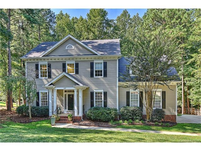 117 Windy Knoll Lane, Mooresville, NC 28117 (#3318310) :: Besecker Homes Team