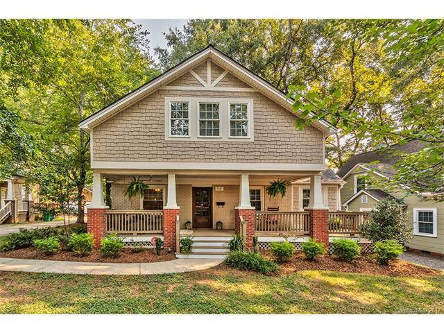 2601 Shenandoah Avenue, Charlotte, NC 28205 (#3318360) :: The Ann Rudd Group