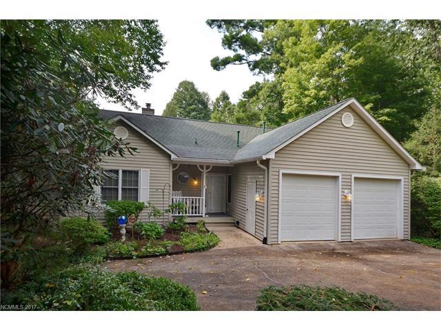 46 Red Fox Lane, Brevard, NC 28712 (#3318606) :: Exit Mountain Realty