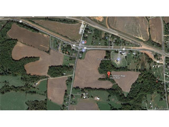117 Pleasant Ridge Church Road, Boiling Springs, NC 28152 (#3318710) :: Robert Greene Real Estate, Inc.