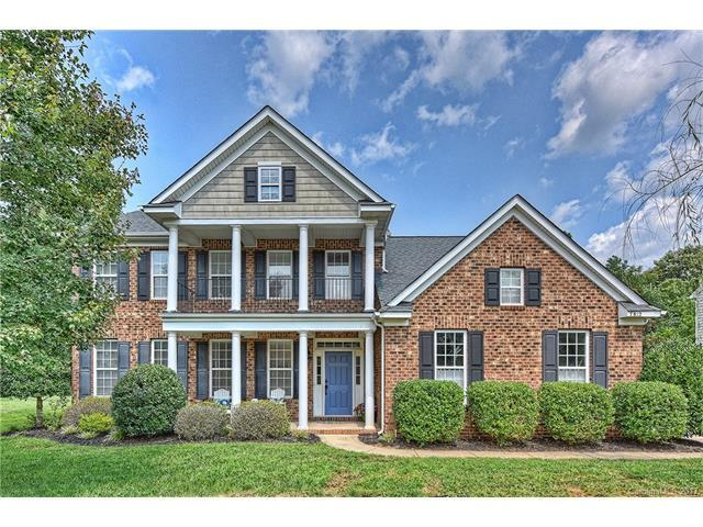 7812 Montane Run Court, Marvin, NC 28173 (#3318806) :: Berry Group Realty