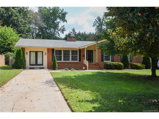 3911 Glenfall Avenue, Charlotte, NC 28210 (#3318865) :: Stephen Cooley Real Estate Group
