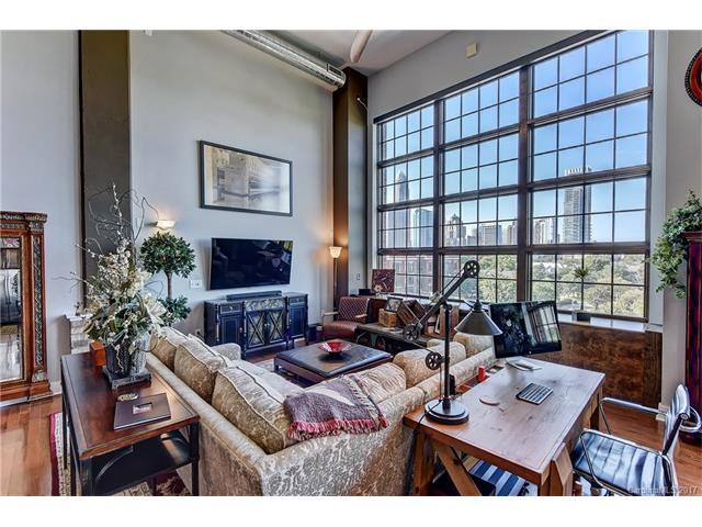 715 Graham Street #408, Charlotte, NC 28202 (#3318925) :: High Performance Real Estate Advisors