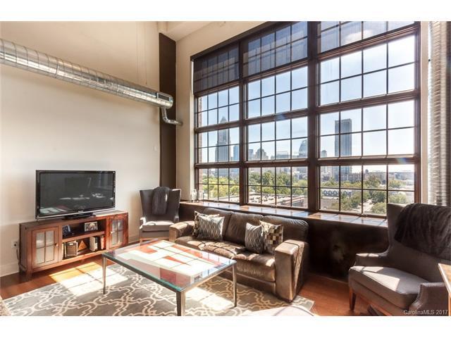 715 N Graham Street #604, Charlotte, NC 28202 (#3319136) :: High Performance Real Estate Advisors