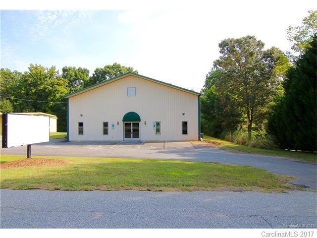 1005 E Academy Street, Cherryville, NC 28021 (#3319385) :: High Performance Real Estate Advisors