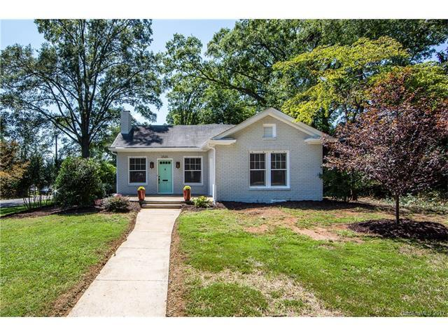 2520 E 5th Street, Charlotte, NC 28204 (#3319525) :: The Ann Rudd Group