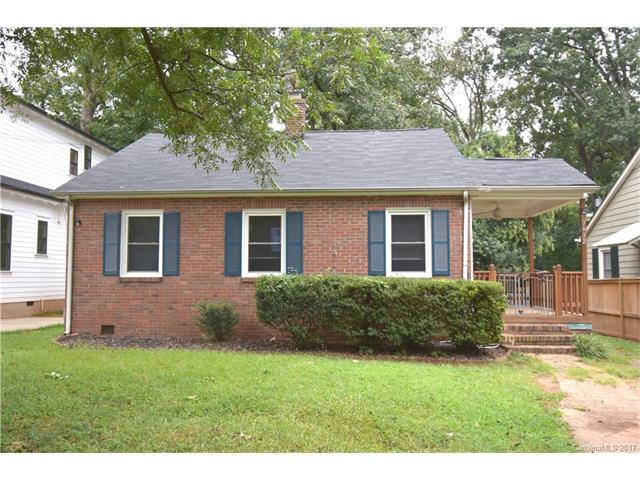 3432 Oakwood Avenue, Charlotte, NC 28205 (#3319844) :: Berry Group Realty