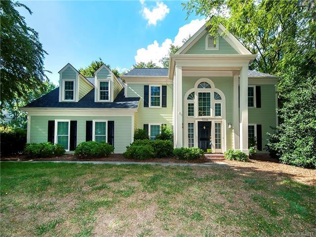 9016 Cameron Wood Drive, Charlotte, NC 28210 (#3320042) :: Stephen Cooley Real Estate Group