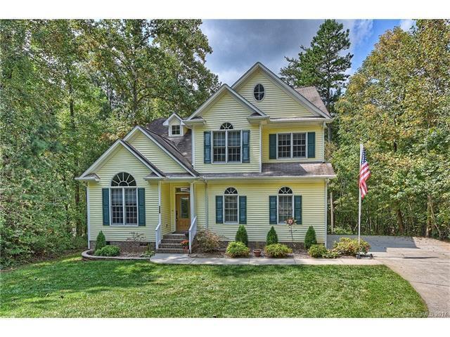 3529 Lake Bluff Drive #18, Sherrills Ford, NC 28673 (#3320332) :: LePage Johnson Realty Group, Inc.