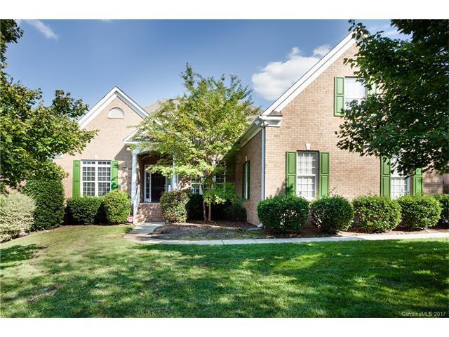10417 Spring Tree Lane, Huntersville, NC 28078 (#3320482) :: Besecker Homes Team