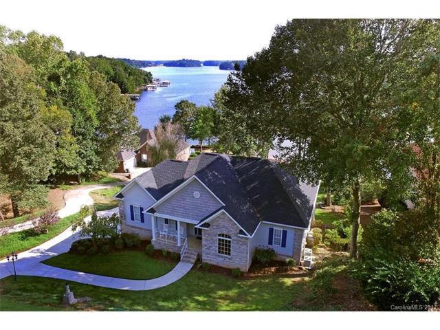 183 High Lake Drive #8, Statesville, NC 28677 (#3320552) :: Besecker Homes Team