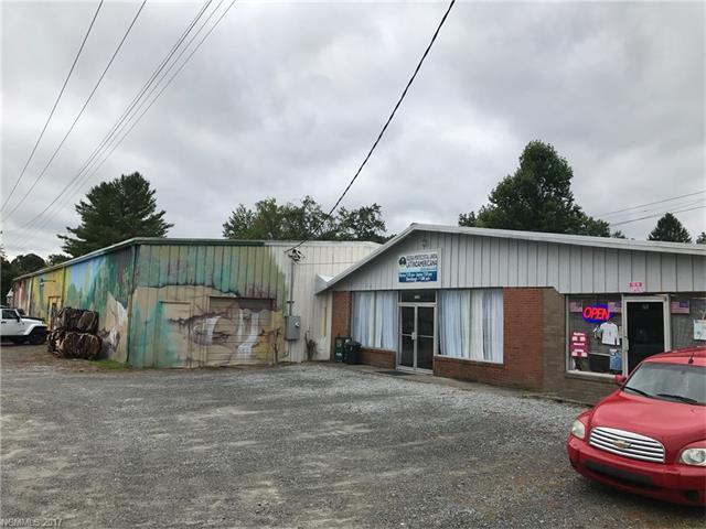 578 Hendersonville Highway, Pisgah Forest, NC 28768 (#3320776) :: Washburn Real Estate