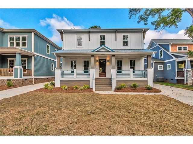 2909 Virginia Avenue, Charlotte, NC 28205 (#3320786) :: Pridemore Properties