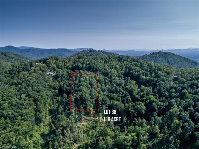 Lot 38 Alta Citta Lane, Asheville, NC 28804 (#3320827) :: Exit Mountain Realty