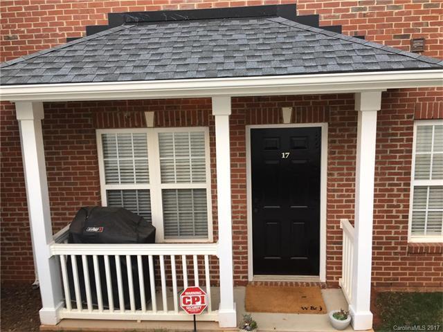917 Shearer Street #17, Davidson, NC 28036 (#3320880) :: Besecker Homes Team