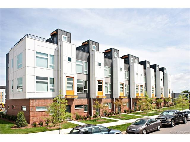 2000 Southend Crossing Lane Unit 2, Charlotte, NC 28203 (#3321064) :: MECA Realty, LLC
