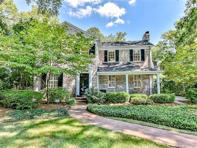 1639 Beverly Drive, Charlotte, NC 28207 (#3321140) :: The Temple Team