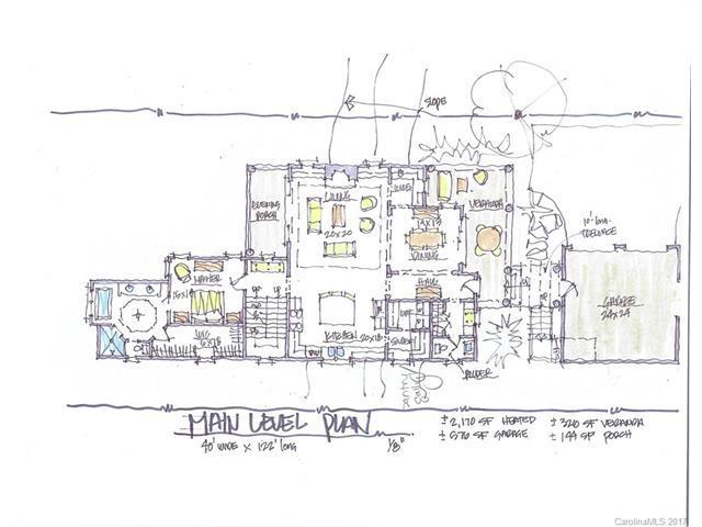410 Woodland Street #1, Davidson, NC 28036 (#3321242) :: Besecker Homes Team