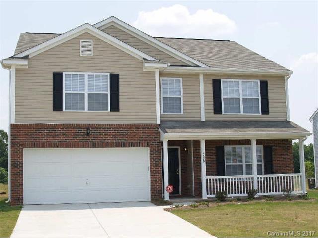 4330 Larkhaven Village Drive, Charlotte, NC 28215 (#3321259) :: Besecker Homes Team