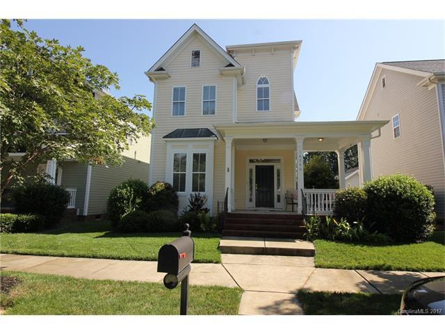 16546 Knox Run Road, Huntersville, NC 28078 (#3321286) :: Besecker Homes Team