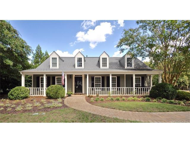 11731 Parks Farm Lane, Charlotte, NC 28277 (#3321308) :: Berry Group Realty