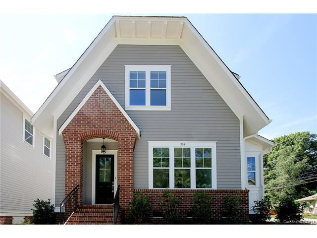 904 #A Millbrook Road 7A, Charlotte, NC 28211 (#3321450) :: The Temple Team