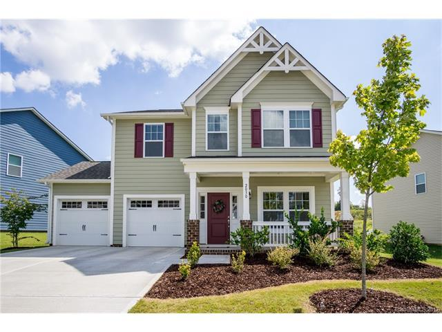 2030 Atwell Glen Lane #141, Pineville, NC 28134 (#3321473) :: Berry Group Realty