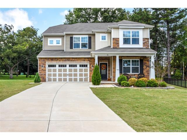 116 Holly Oak Way, Mooresville, NC 28115 (#3321505) :: Puma & Associates Realty Inc.