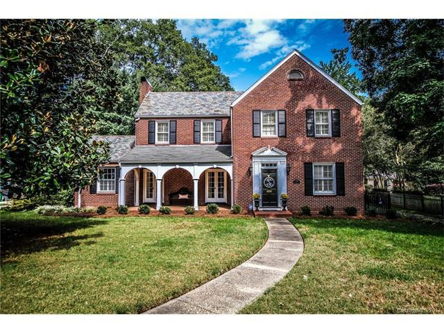 1235 Providence Road, Charlotte, NC 28207 (#3321566) :: Charlotte's Finest Properties