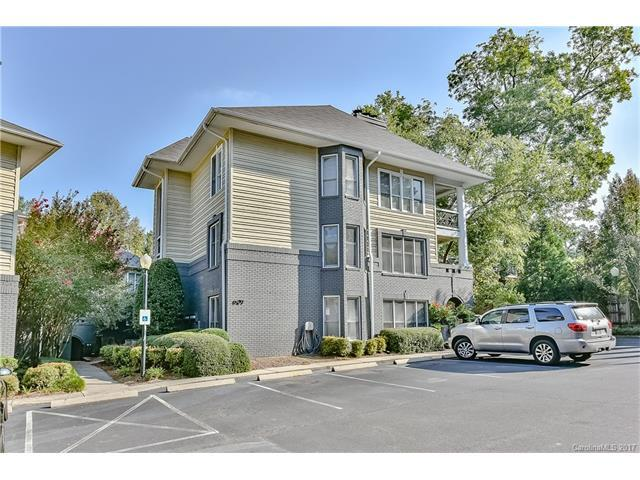 607 Queens Road C, Charlotte, NC 28207 (#3321623) :: The Beth Smith Shuey Team