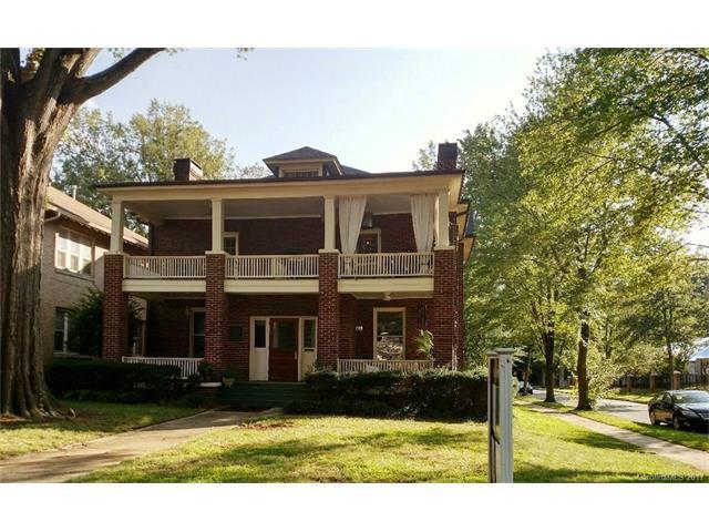 700 East Boulevard #3, Charlotte, NC 28203 (#3321787) :: Team Southline