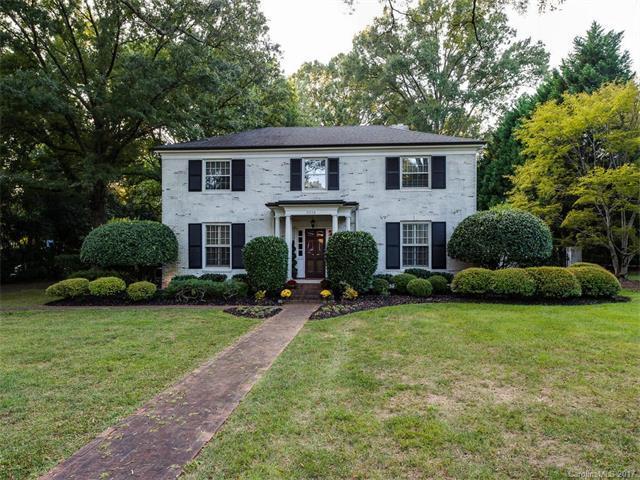 2026 S Wendover Road, Charlotte, NC 28211 (#3321804) :: Pridemore Properties
