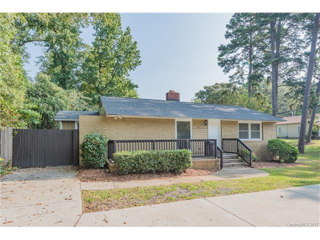 611 Woodlawn Road, Charlotte, NC 28209 (#3321818) :: Team Southline