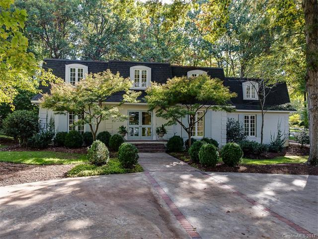 3800 Silver Bell Drive, Charlotte, NC 28211 (#3321836) :: The Temple Team