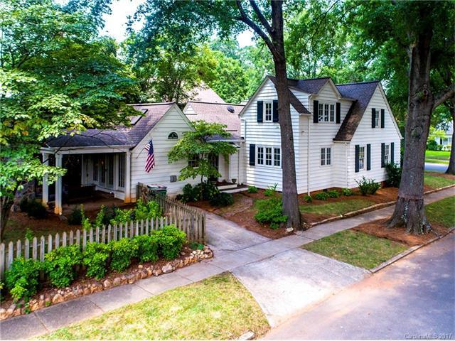 2320 Belvedere Avenue, Charlotte, NC 28205 (#3321948) :: The Temple Team