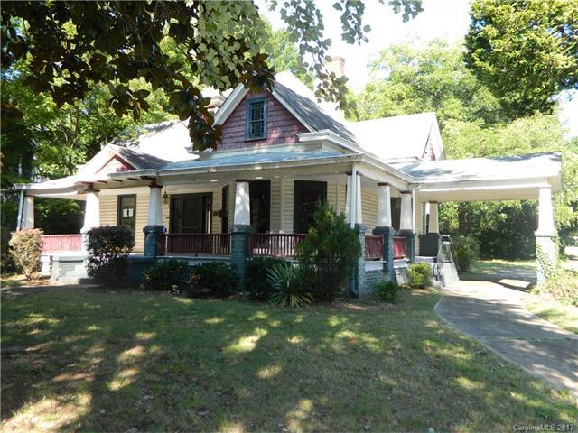653 Davie Avenue, Statesville, NC 28677 (#3321954) :: High Performance Real Estate Advisors