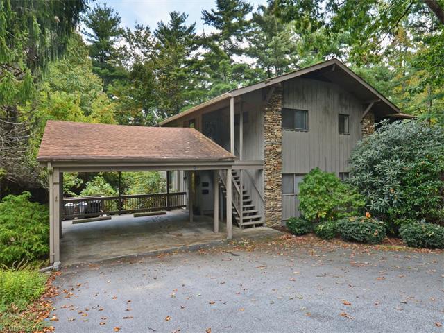 1 Cedarbrook Drive, Laurel Park, NC 28739 (#3321988) :: Miller Realty Group